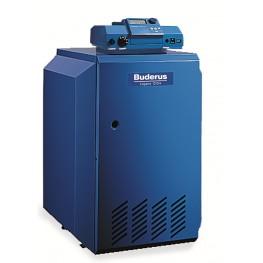 Напольный газовый чугунный котел Buderus Logano G124-24 WS